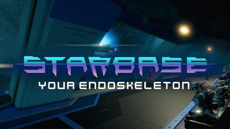 Starbase - Видео о эндоскелетах