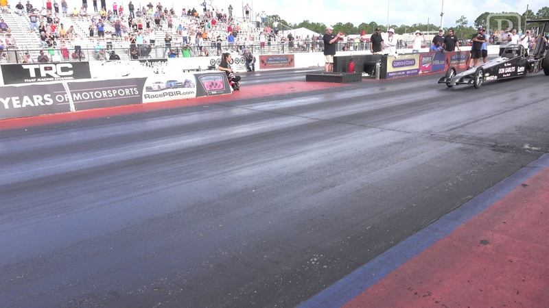 Garlits Electric Dragster Speed Record