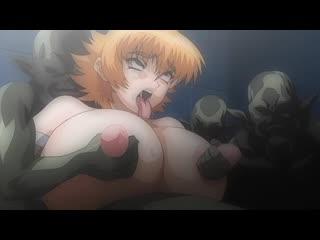 Taimanin Asagi(Охотницы на демонов) - 03 [RUS озвучка БР] [CEN] (Хентай,hentai, bdsm,бдсм, бондаж, изнасилование,rape, тентакли)