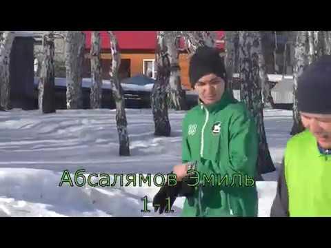 ФК Юность 4 1 ФК Чубары 2 тайм