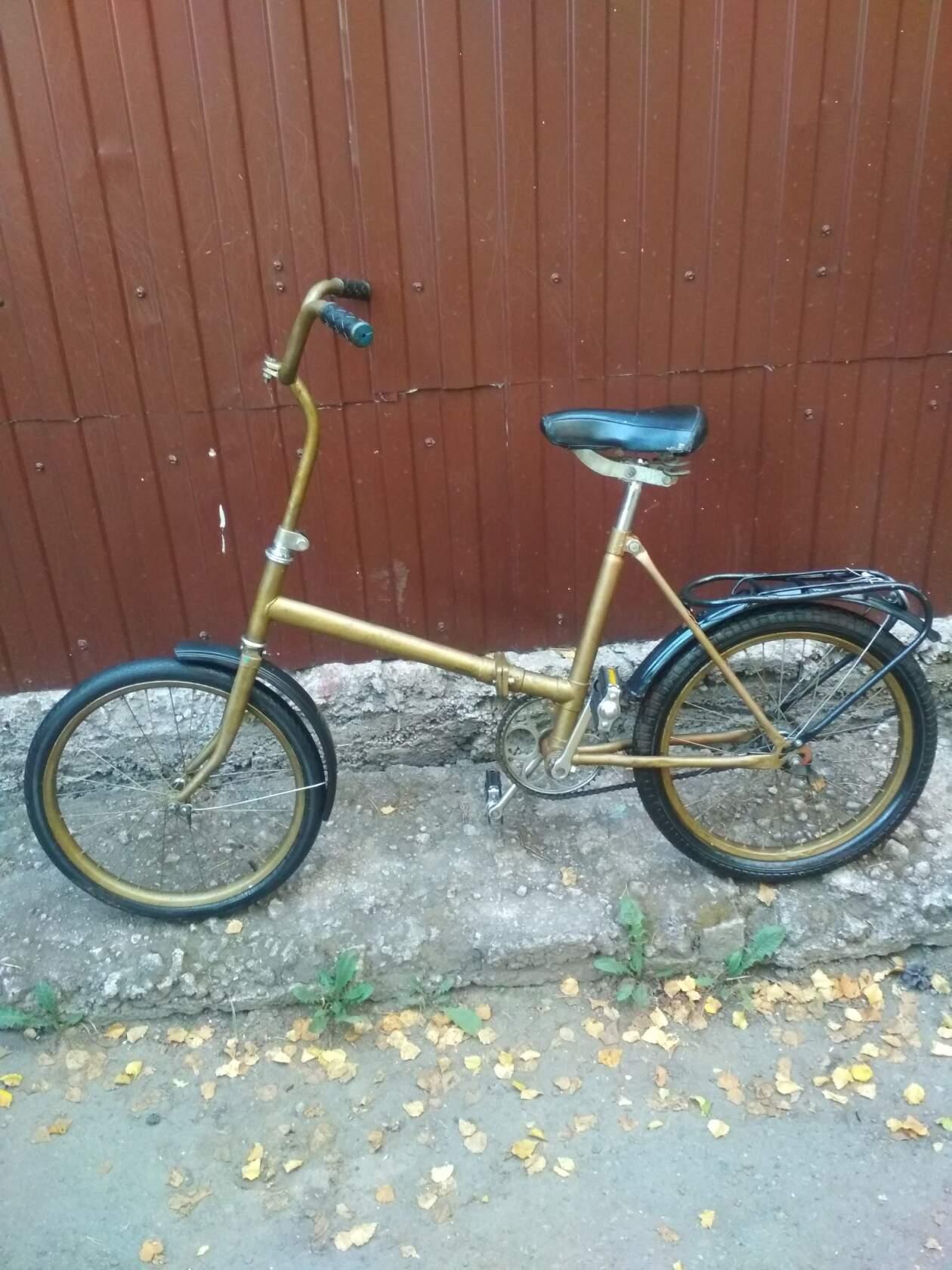Продам велосипед Кама СССР в хорошем состоянии.