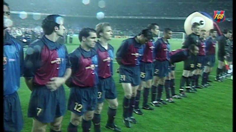 FC Barcelona vs Brasil Centenary match 2 2