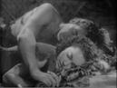 Tarzan Escapes (1936) - 1-Tarzan and Jane Sleeping in the Treehouse