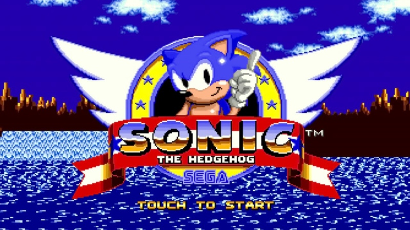 SONIC The Hedgehog, Ёж Соник прохождение SEGA Mega DriveGenesis [020]