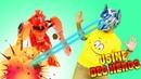 Toy Master №8 Transformers vs Decepticons Le vol de l'Energon Vidéo de jouets pour enfants