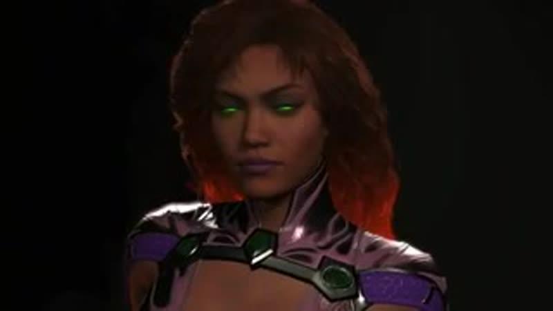 Трейлер дополнение Новые (скачиваемые) бойцы для Injustice 2