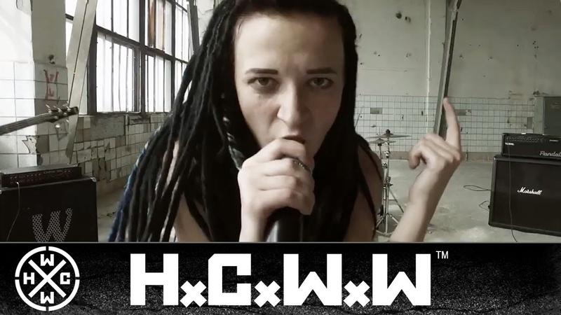 HATEDHEAD - OWN VIEW - HARDCORE WORLDWIDE (OFFICIAL HD VERSION HCWW)