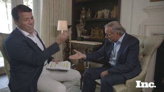Tony Robbins interviews billionaire Ray Dalio -author of Principles