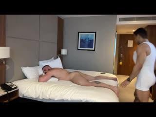 Bareback, big cock, cumshot, hardcore, muscle