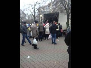 Голодная Украина