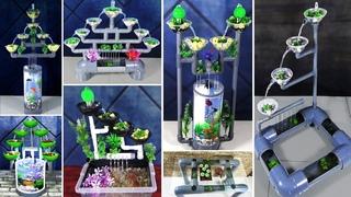 9 AWESOME IDEAS - DIY AQUARIUM from PVC PIPES