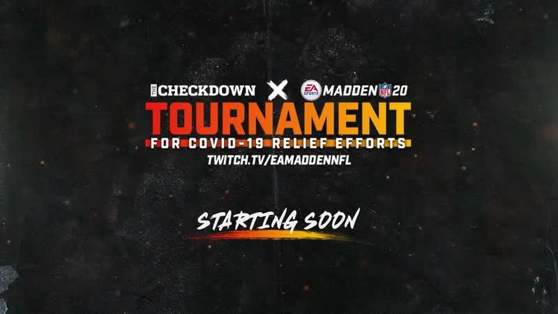Checkdown-х-Madden Tournament Finals 03.04