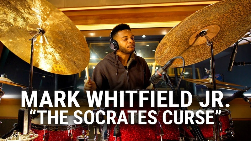 Meinl Cymbals Mark Whitfield Jr The Socrates Curse