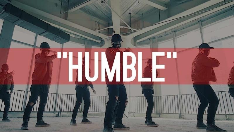 Kendrick Lamar Humble   Choreography by The Kinjaz