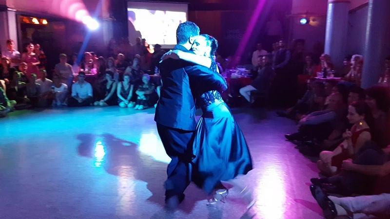 SABRINA y RUBEN VELIZ en Viva La Pepa Milonga Entre Minas Fest 2 3 Buenos Aires 2020