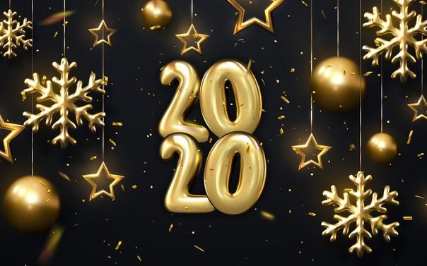 Лучшие Новогодние Обои На Рабочий Стол 2020