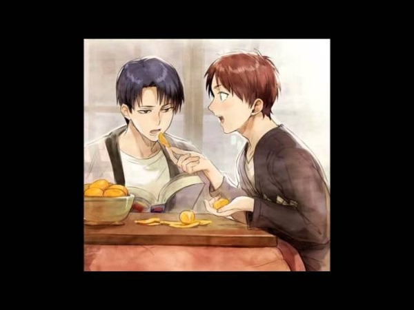Ereri Oh well Oh well