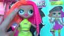 НОВЫЕ КУКЛЫ ЛОЛ ОМГ ОБЗОР и РАСПАКОВКА/LOL Surprise OMG NEONLICIOUS and SWAG/ LOL FURNITURE Dolls