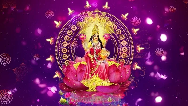Maha Lakshmi Ji Ki Aarti LakshmiAarti Om Jai Laxmi Mata Mahalaxmi Special Song