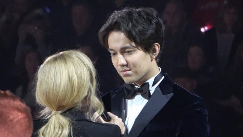[NEW] Ti Amo Così ft. Lara Fabian Aida Garifullina Dimash Kudaibergen Димаш 11.03.2019 VTB Arena