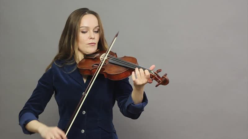 Кристина Юнусова скрипка