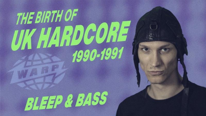 Bleep Bass 1990 Uk hardcore История рейв культуры История электронной музыки Ra Djan Radjan