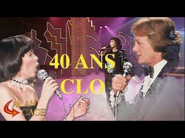 ✅ Claude Francois/Mireille Mathieu/Alan Cage Bravo tu as gagné