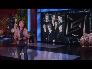 SuperM - Jopping @ The Ellen Show