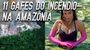 11 Gafes Sobre A Amazônia