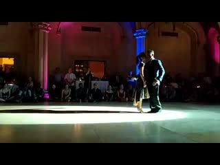 Los Totis performing at Charm City Tango Marathon 2019, 3-5