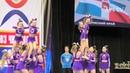 Веска Джуниор - Veska Junior - Cheerleading - Чемпионат России по чир спорту 2020