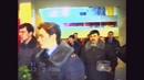Похороны бойцов Свердловскрго ОМОНа погибших при попытки спасти боевых товарищей попавших в окружени