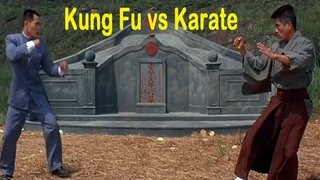 Kung Fu vs Karate - Jet Li Fist of Legend Movie Clips