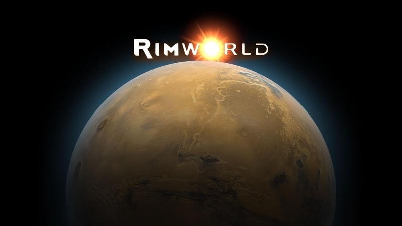 Rimworld Братские узы Часть 1