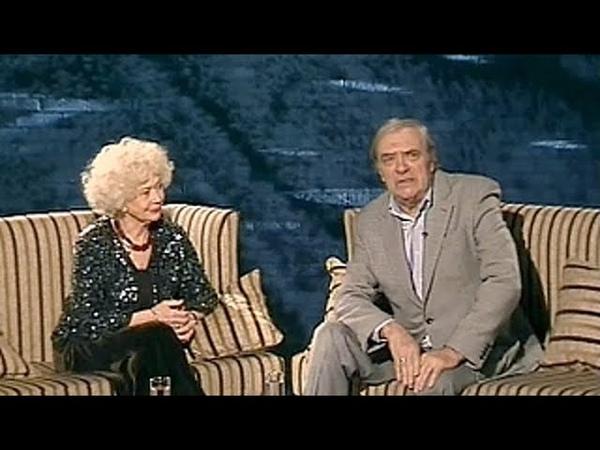 Александр Лазарев и Светлана Немоляева. Линия жизни Телеканал Культура (08.04.2011)