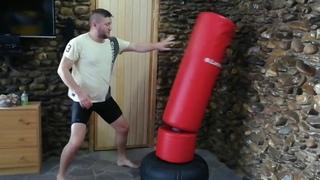 Aikido atemi waza migi jodan tsuki