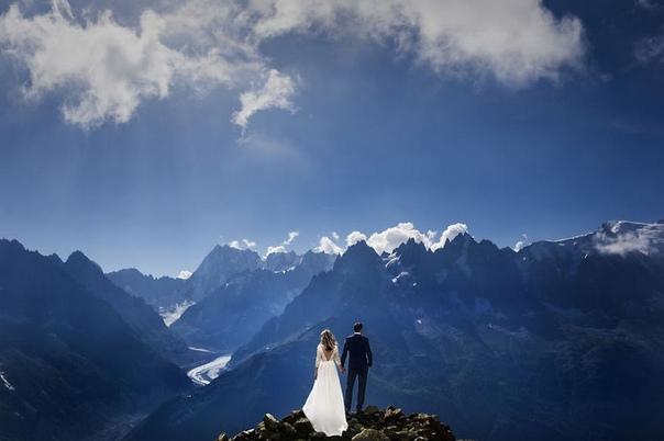 Лучшие свадебные фото по версии Junebug Weddings