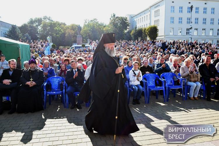 В Бресте состоялся фестиваль духовной музыки «Созвучие времен»