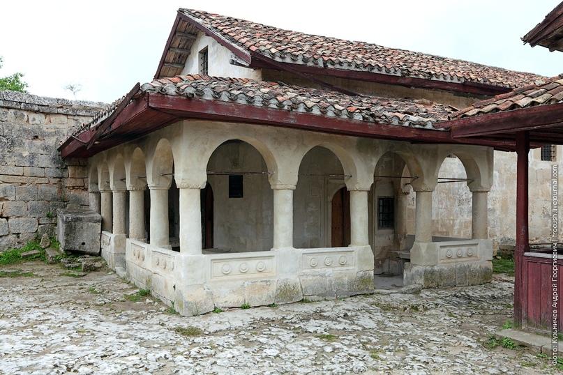 Крепостной город иудеев – Чуфут-Кале и Успенский монастырь, изображение №6