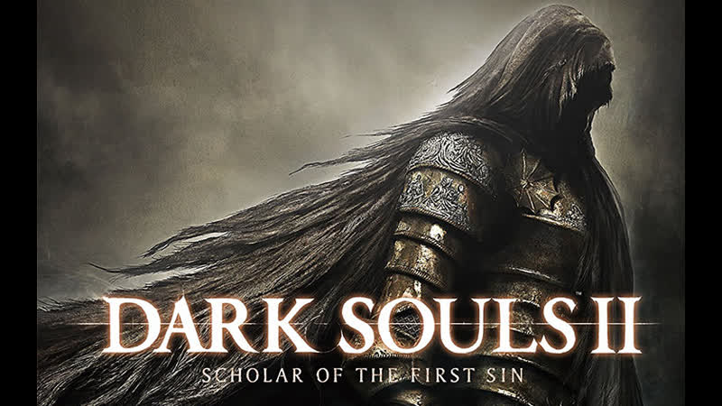 Dark Souls II Scholar of the first sin Часть 8 Мита губительная королева