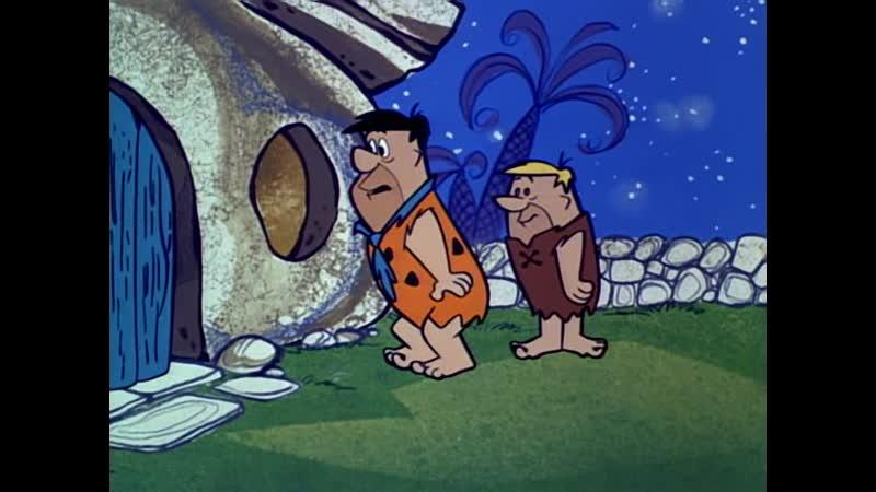 Флинтстоуны The Flintstones (3 сезон) - 25 серия - Ventriloquist Barney