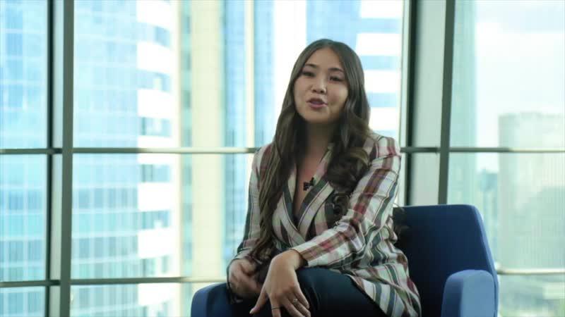 Asiya Daniyar (National Director Nur-Sultan) KZ