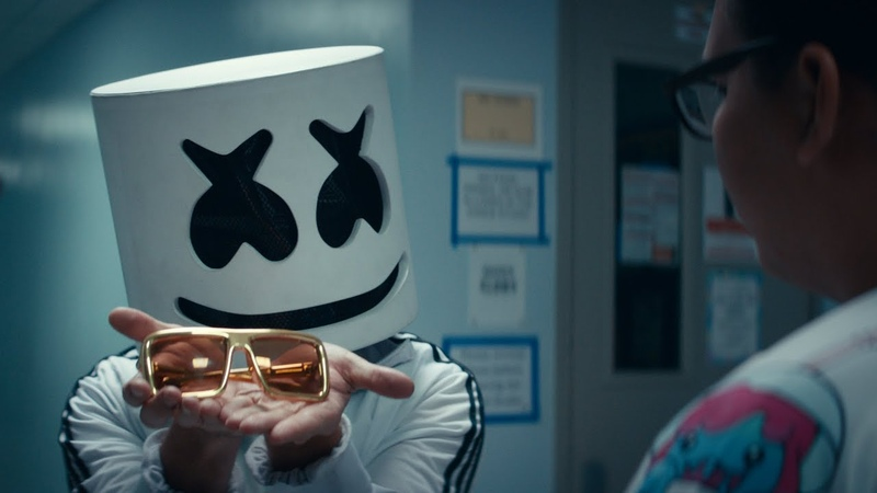 Marshmello - Tell Me (Official Music Video)