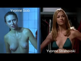 Nude actresses (Yvonne Sci, Yvonne Strahovski p.1) in sex scenes / Голые актрисы (Ивонн Шиа, Ивонн Страховски ч.1) в секс. сцен