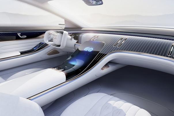 Первый взгляд на концепт электромобиля от Mercedes-Benz