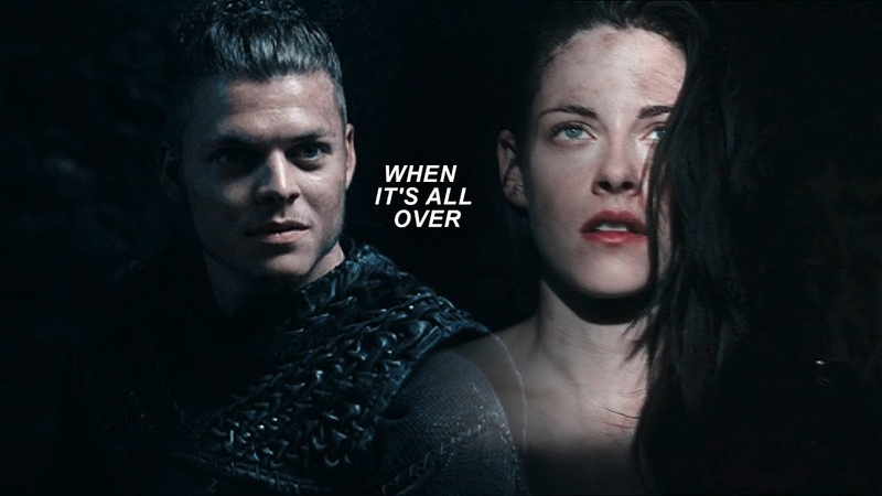 Ivar Snow White   When It's all Over [crossover]
