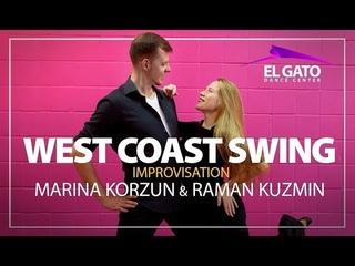 Kokab - Got U   Marina Korzun & Raman Kuzmin I West Coast Swing
