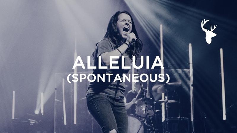 Alleluia Spontaneous Lindy Conant Bethel Worship