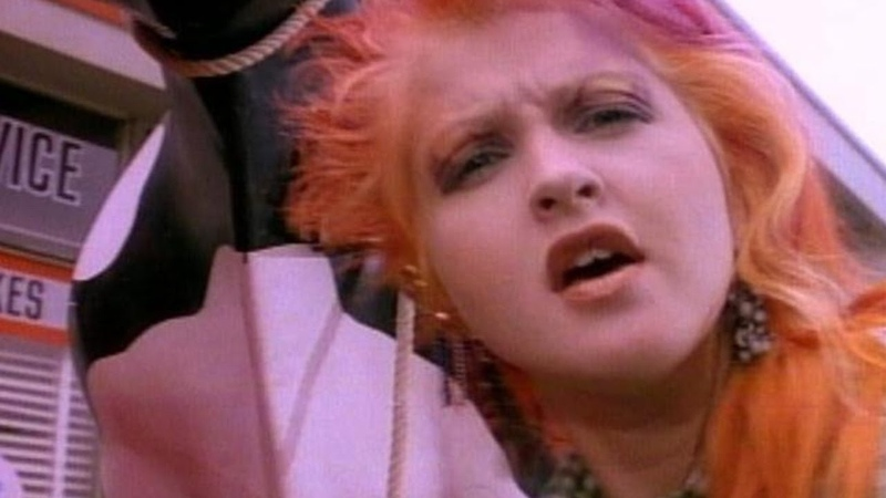 Cyndi Lauper The Goonies 'r' Good Enough Legendado