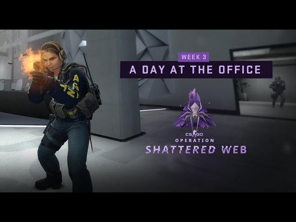PERATION SHATTERED WEB. DROP. WEEK 3. PART 2
